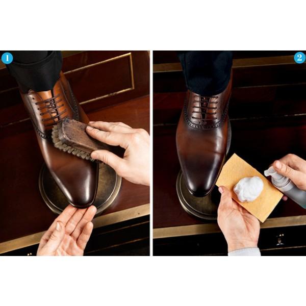 Советы по уходу: обувь из кожи