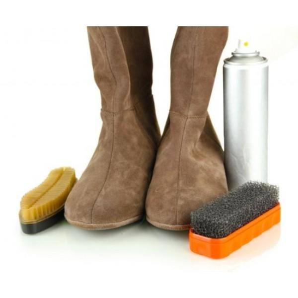 Советы по уходу: обувь из замши